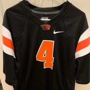 Nike Oregon State Beavers Football Jersey Large